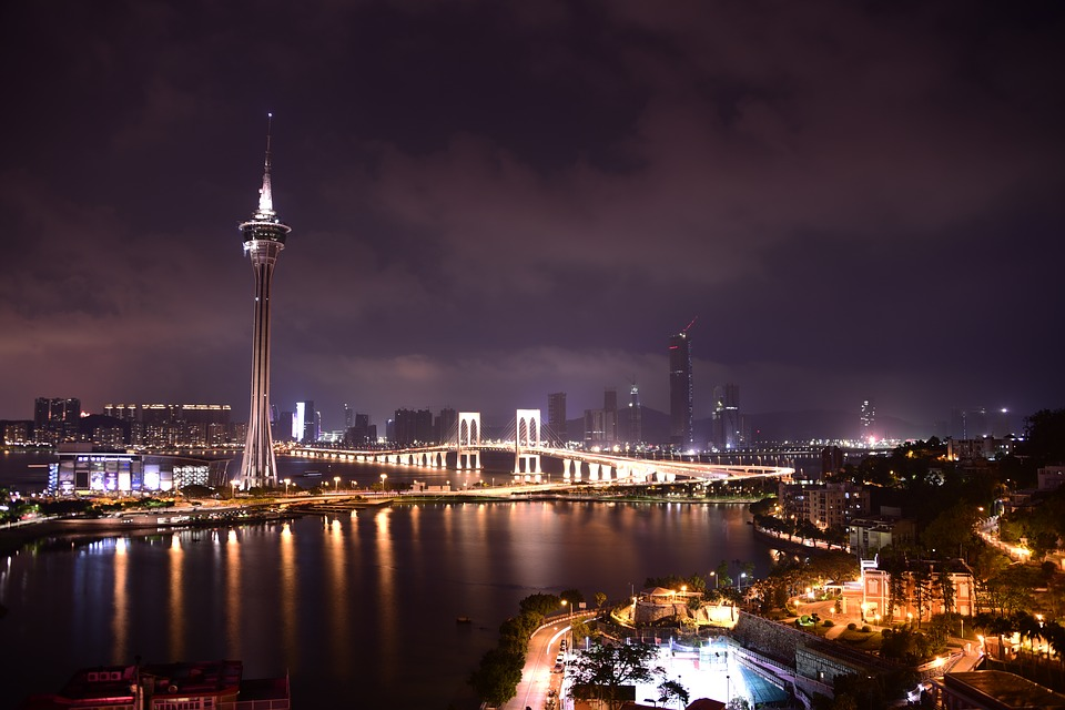 Experience Macau to the maximum level! Source: Pixabay