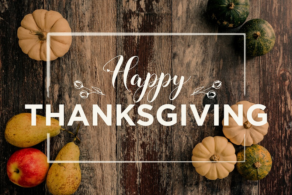 Happy Thanksgiving - Free photo on Pixabay