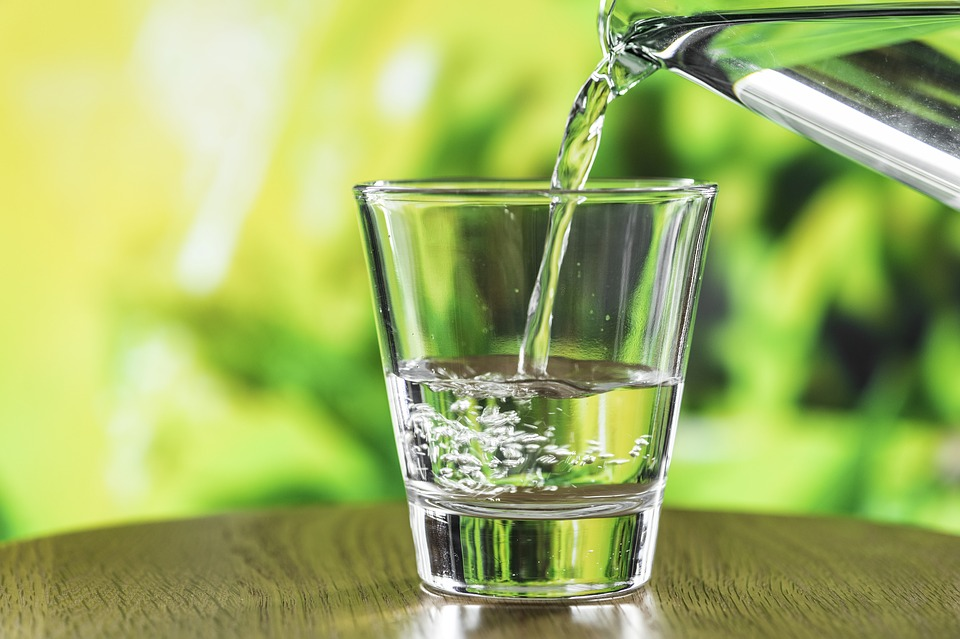 Keep your skin well hydrated is key for relieving eczema
