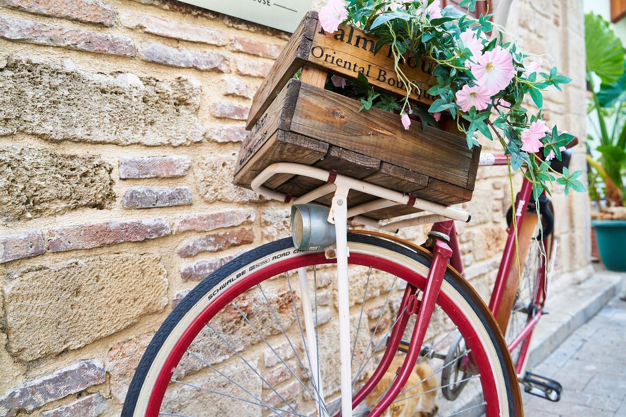 Картинки украшение велосипедов