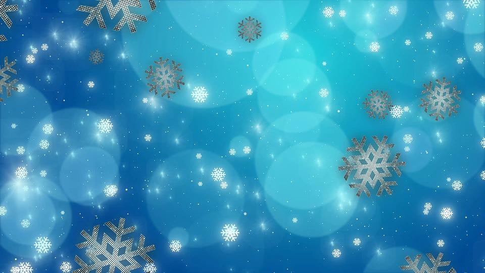 Hintergrund Schneeflocken · Kostenloses Bild auf Pixabay