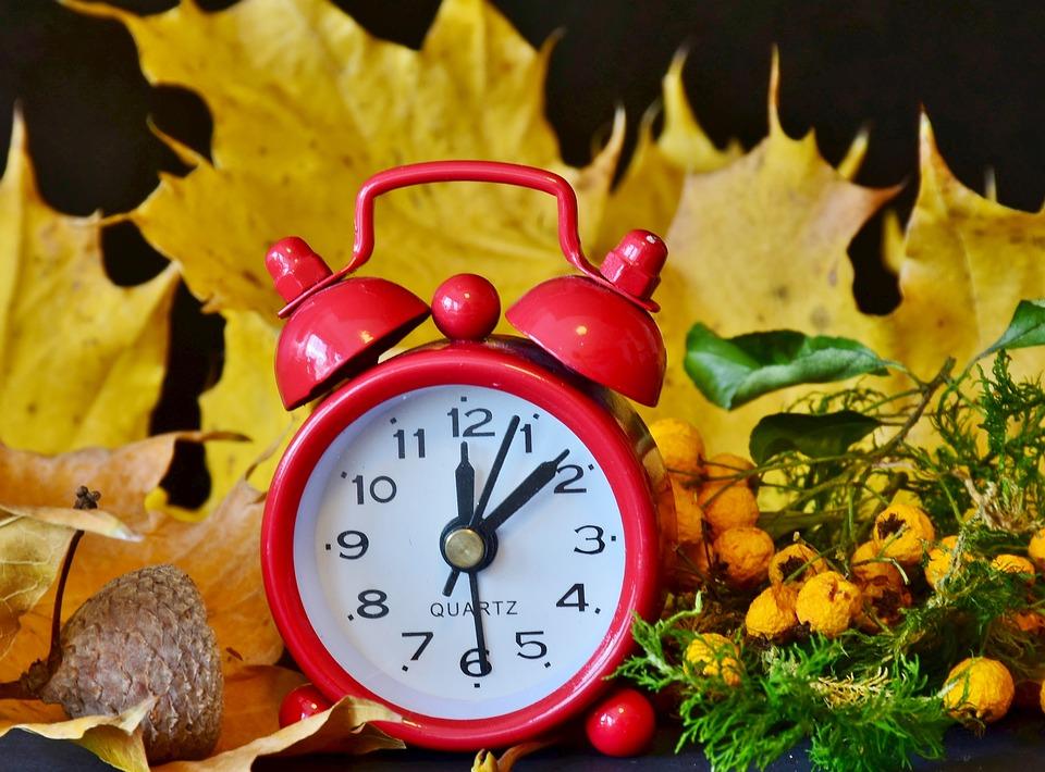 Klok, Wekker, Wintertijd, Conversie, Tijd, Tijd Van