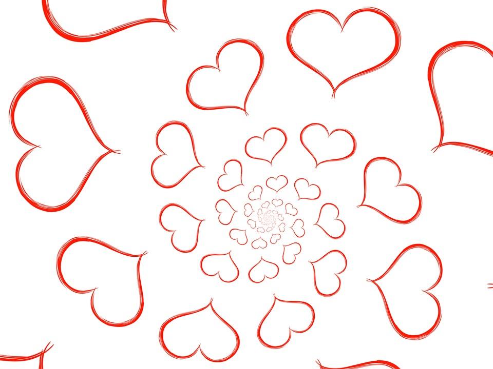 Herzen Liebe Hochzeit Kostenloses Bild Auf Pixabay