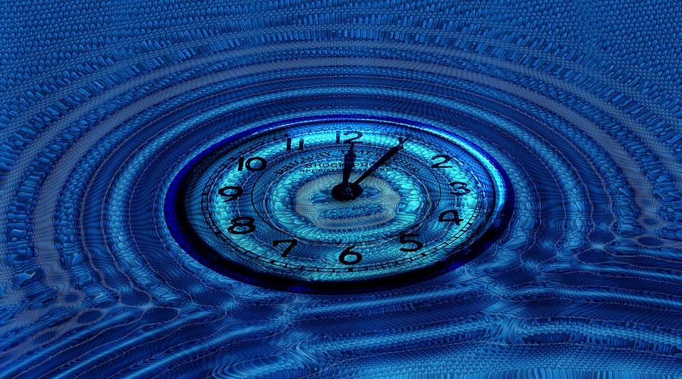 Orologio, Onda, Periodo, Tempo, Paura, Presente, Negozi