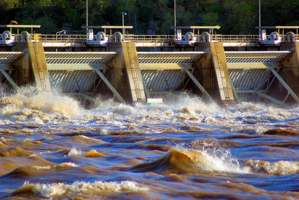 Image result for public domain image of arkansas flooding