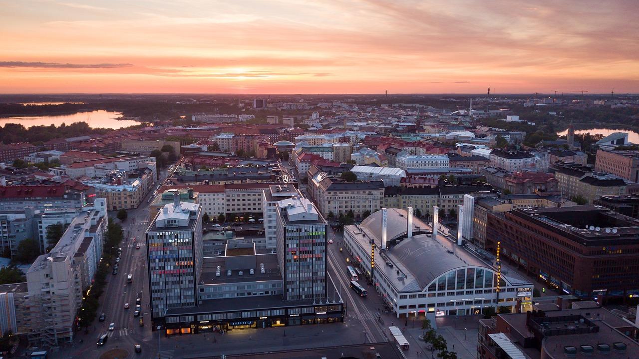 Картинка город хельсинки