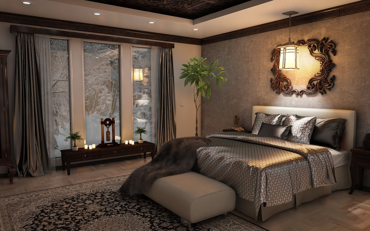 Bedroom Interior Design Free Photo On Pixabay