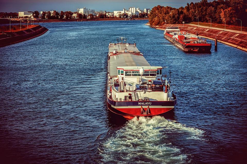 Buque, Rin, Rhine Cruceros, Gastos De Envío