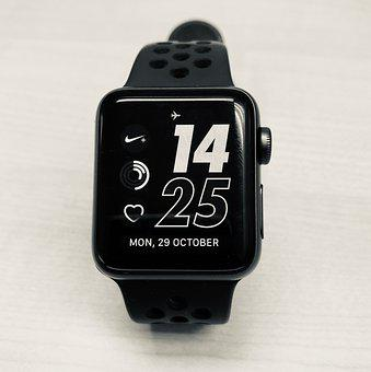 Apple, Watch 3, Smartwatch, Heart Rate