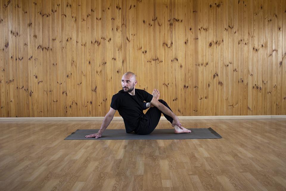 Yoga Asana Practice Free Photo On Pixabay