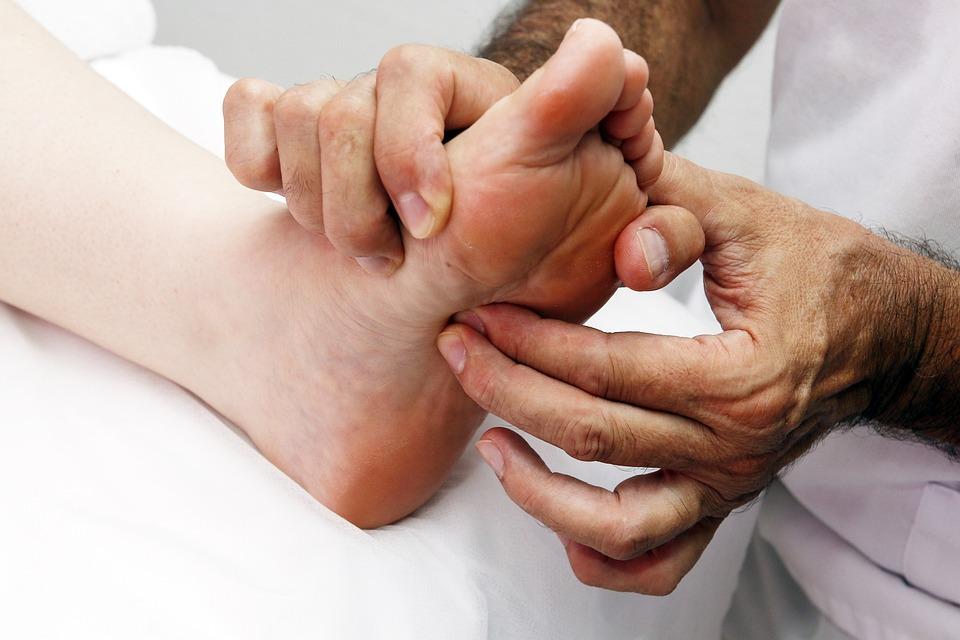 Refleksologia, Odbicie Stóp Nerki, Leczenie, Na Zdrówko