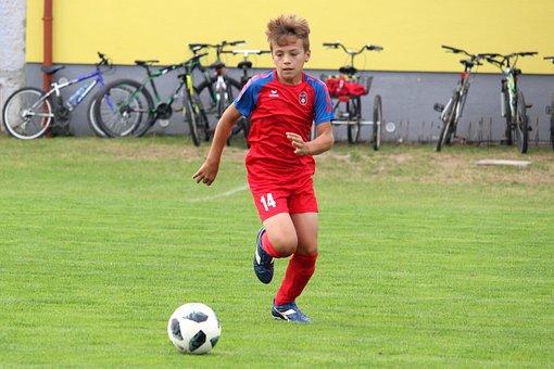 Football, Younger Pupils, Pupils, Match