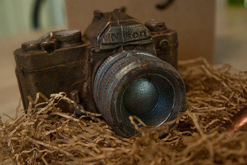 Chocolate, Nikon, Camera, Photography
