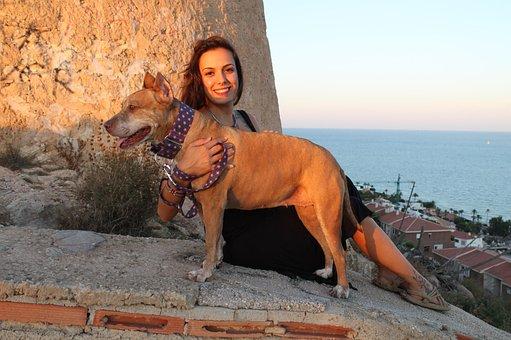 50+ Free Women Dogs & Dog Images - Pixabay