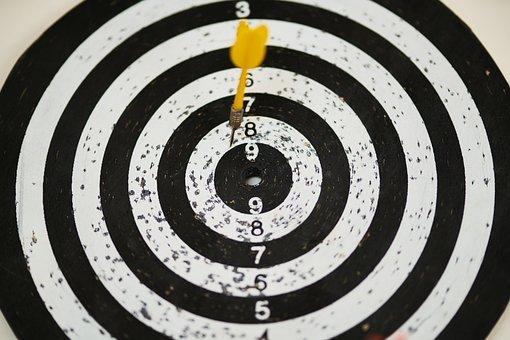 Ok, Target, Objective, Summit, Shot