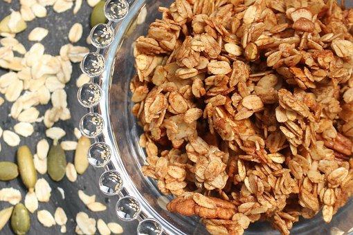 Oats, Cereal, Cereals, Breakfast, Food
