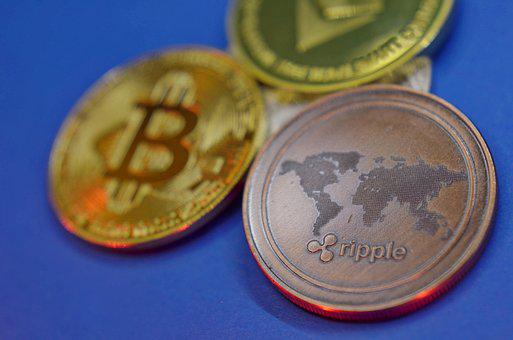 Coins, Cryptocurrencies, Ripple, Xrp