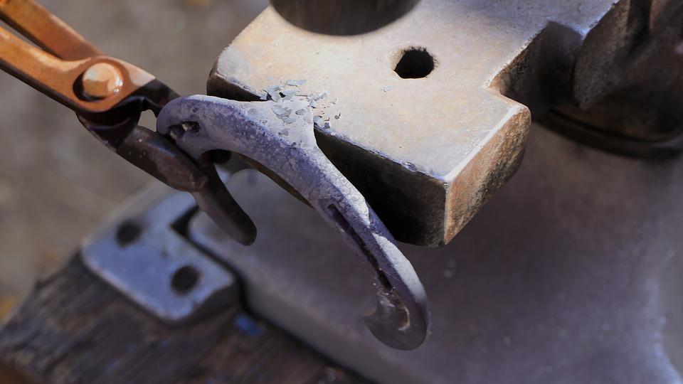 Horseshoe Anvil Hammer - Free photo on Pixabay