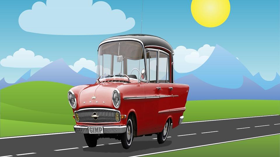 61 Gambar Mobil Di Buku Gambar Gratis Terbaik