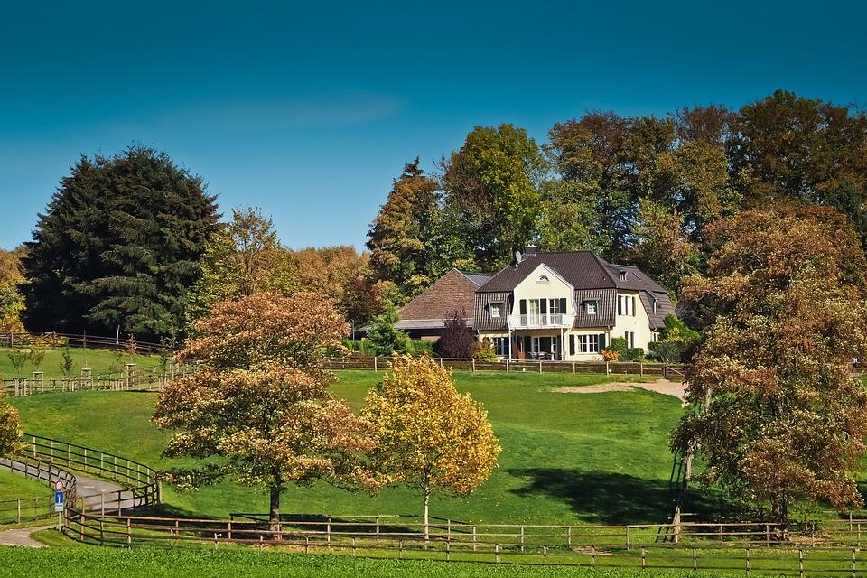 Architektur Landhaus Haus Kostenloses Foto Auf Pixabay