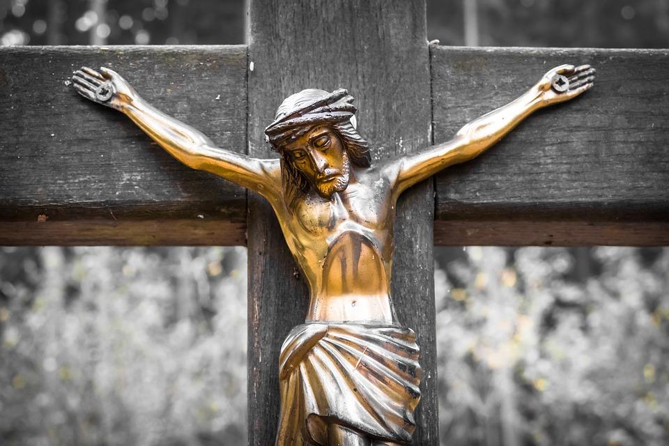 Langfredag, Påske, Korsfestelse, Oppstandelse