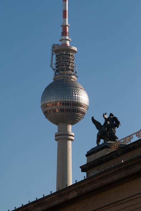 Hotels In Berlijn Duitsland Gratis Foto Op Pixabay