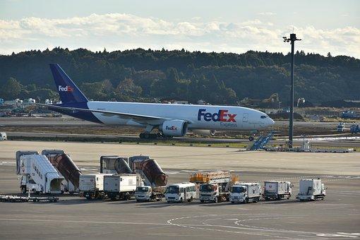 Viajes, Aeropuerto, Avión De Línea