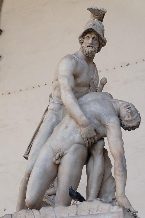 Greek Heroes Say Florence - Free photo on Pixabay