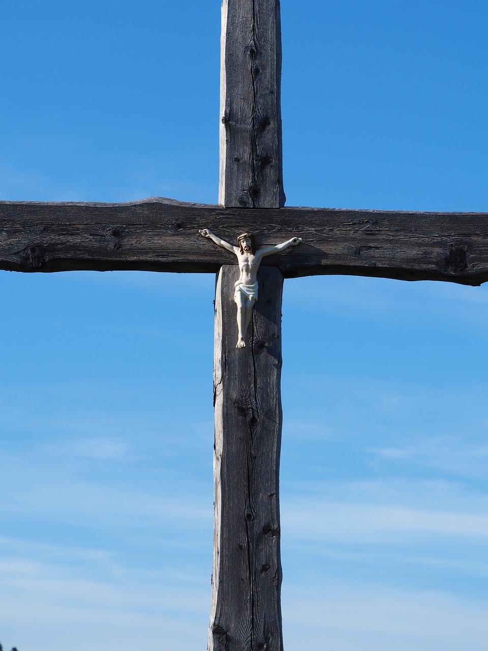 Картинки бог крест