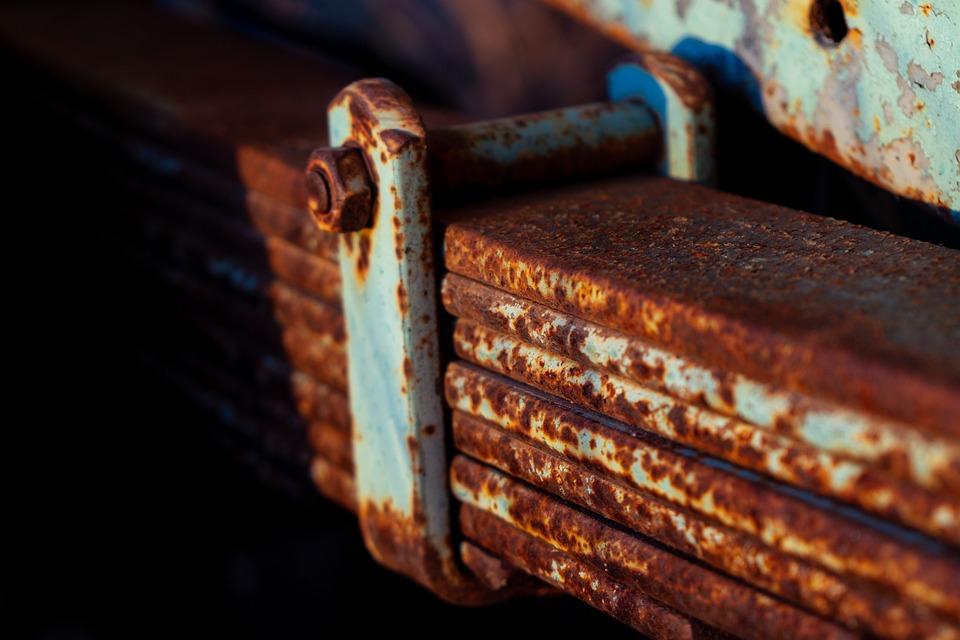 Iron Oxide Mechanism - Free photo on Pixabay
