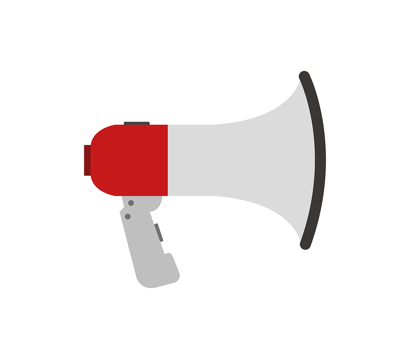 Megafon Icon Symbol - Darmowa grafika wektorowa na Pixabay