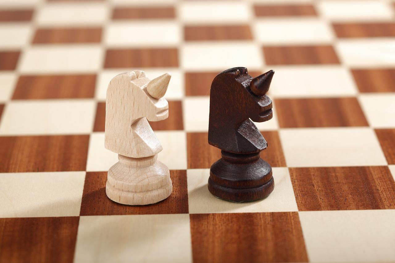 Картинка шахмат по одной