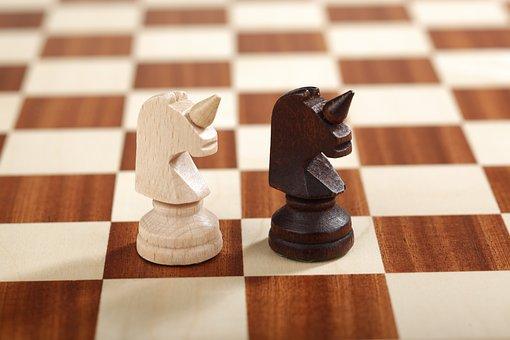 Unicorn, Chess, Large Chess 10X10