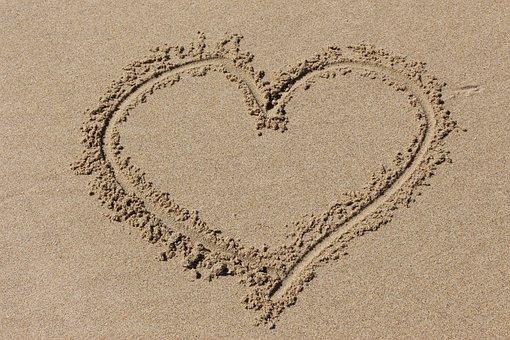 Más De 100 Imágenes Gratis De Corazón En La Arena Y Corazón Pixabay