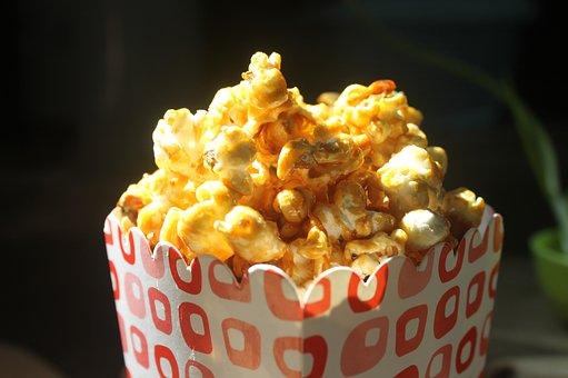 National Caramel Popcorn Day