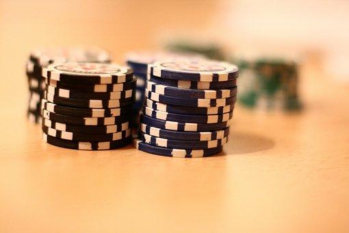 Poker, Poker Chip, To Play, Gambling
