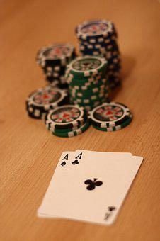 Poker, Poker Chip, Play Poker, Play