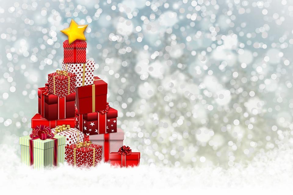 1f531032c2 Vianoce Darčeky Vianočný Strom - Obrázok zdarma na Pixabay