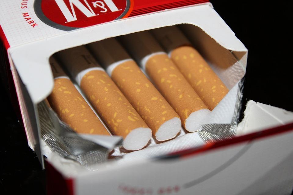 Маркировка табак
