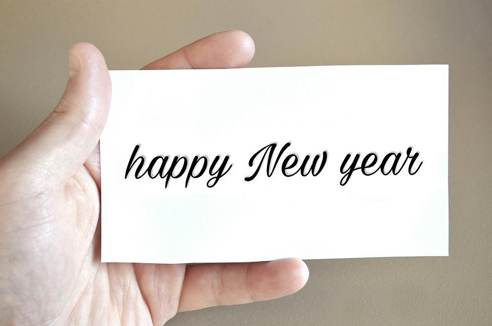 Neujahr Frohes Neues Jahr Hand · Kostenloses Bild auf Pixabay