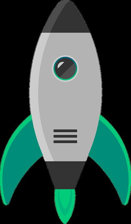 Space Rocket Escape Free Vector Graphic On Pixabay