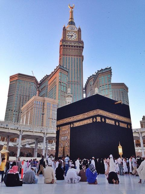 Makkah, Islam, Allah