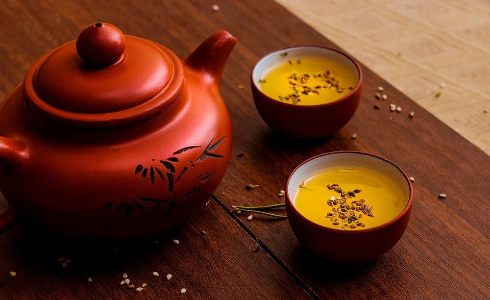Tea Recipe, Healthy, Main, Ingredient, Red, Groceries