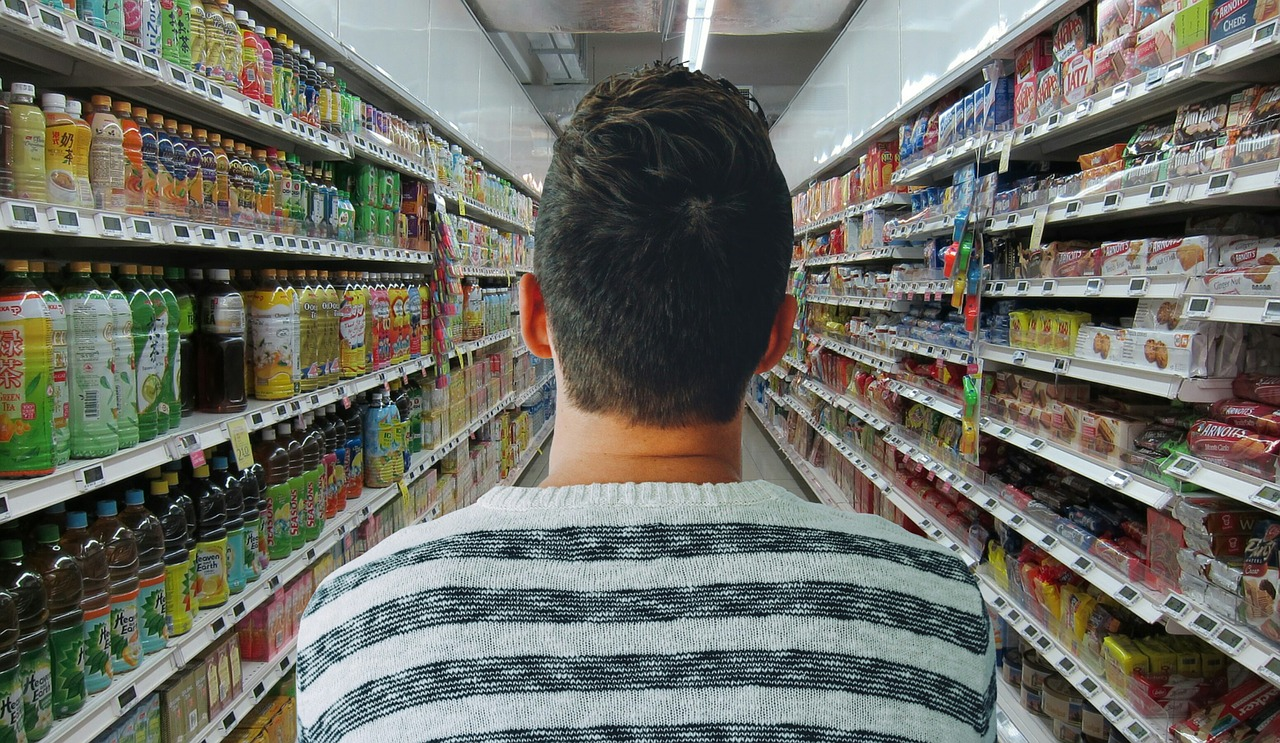 Grocery Store Man - Free photo on Pixabay