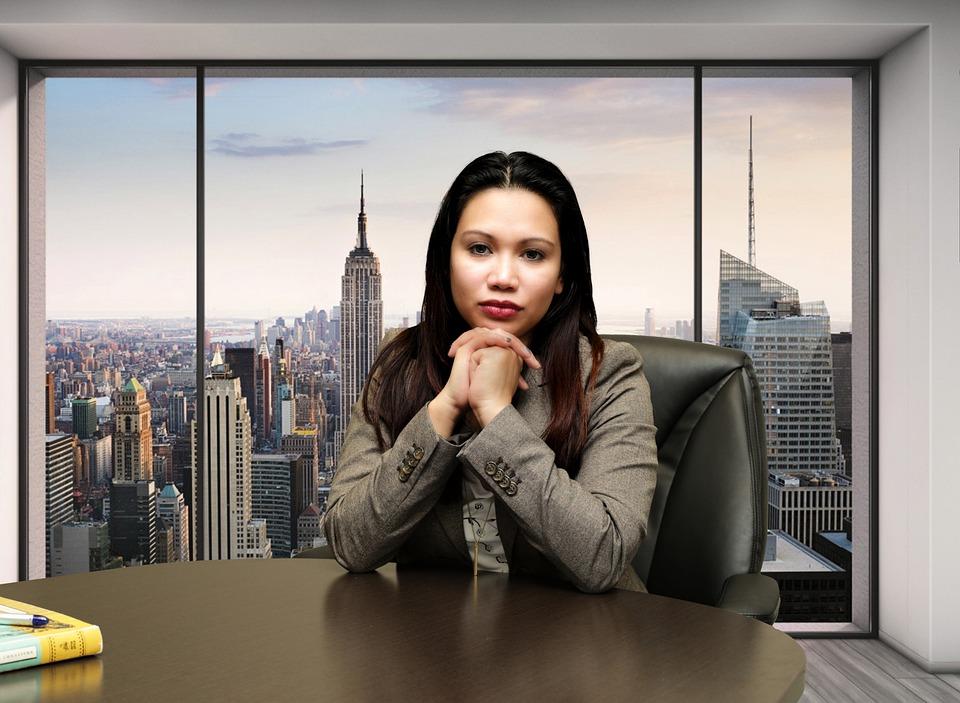 Asian, Business, Woman, Female, Professional confident women