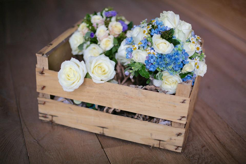 Deko Hochzeit Blumen Kostenloses Foto Auf Pixabay