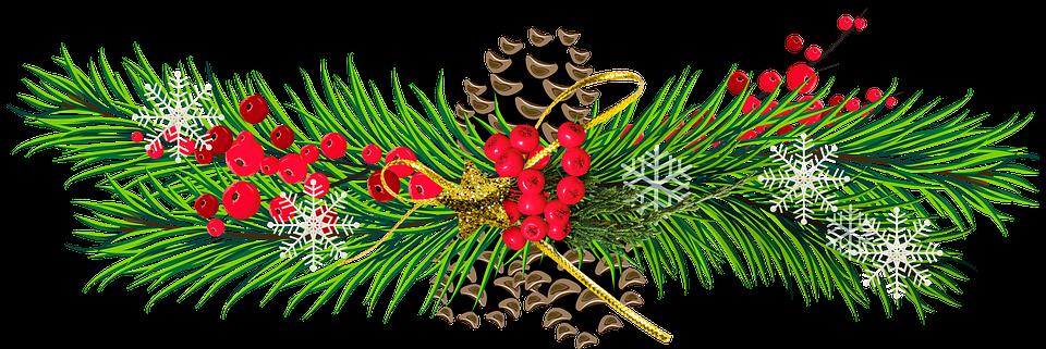Christmas Branch Png.Christmas Branch Free Image On Pixabay