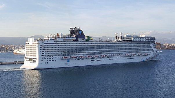 Cruise Ship, Cruise, Ship, Ncl