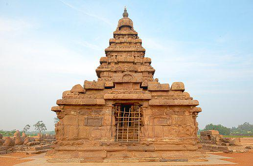 Ancient, Architecture, Chennai, Hdr