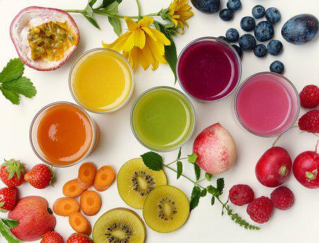 Smoothies, Fruit, Fruits, Légumes, Frais